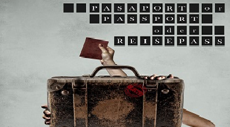 Pasaport or Passport oder Reisepass