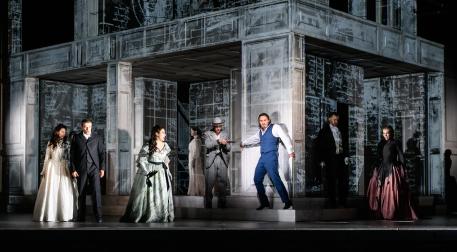 Royal Opera House Gösterimleri: DON