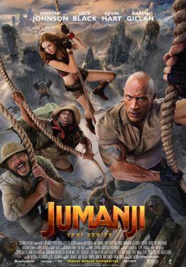 Jumanji: Yeni Seviye