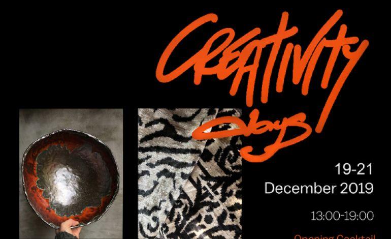"""Creativity Days"" Deniz Tunç Showroom'da"