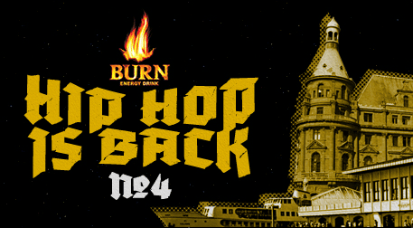 Burn Hip Hop is Back 4