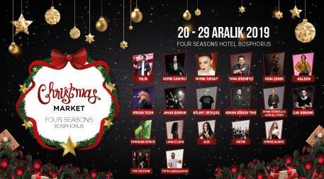 Christmas Market - Pazar