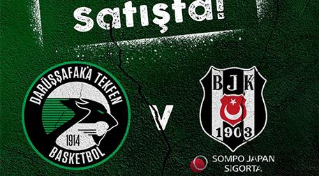 Darüşşafaka Tekfen - Beşiktaş Sompo
