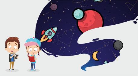 Dünyadan Uzaya, Yaz Oyna!