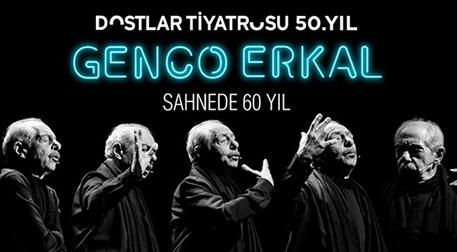 Genco Erkal Sahnede 60 Yıl Kombine