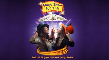 Magic Show For Kids (Sihirbaz Kızla