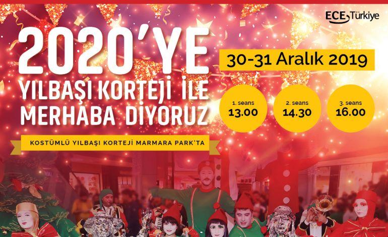 Marmara Park'tan Eğlence Dolu Bir Yılbaşı Sürprizi