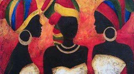 Masterpiece Galata Resim - Afrikalı