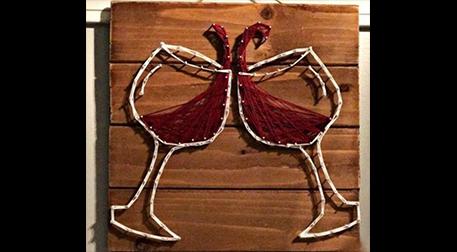 Masterpiece Galata String Art - Şar