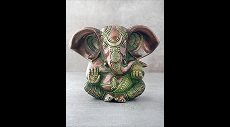 Masterpiece Maslak Heykel - Ganesh