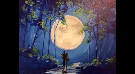 Masterpiece Maslak Resim - Dolunayd