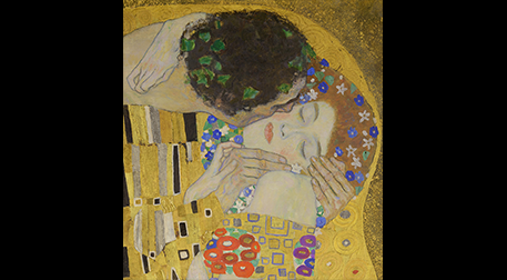 Masterpiece Maslak Resim -Klimt-Öpü