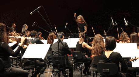 Metallica Senfoni by Musa Göçmen