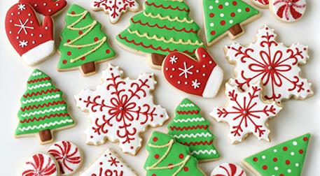 Minik Eller Christmas Cookie Yapıyo