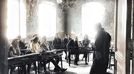 Monologlar Müzesi- Balat -Yeni Yuva
