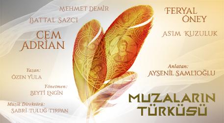 Muzaların Türküsü