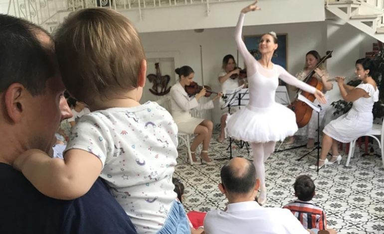 Notaların Dansı