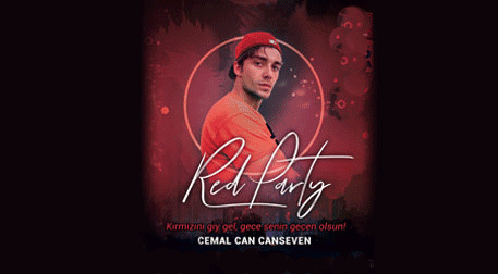 Red Party - Cemal Can Canseven