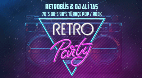 Retrobüs - DJ Ali Taş