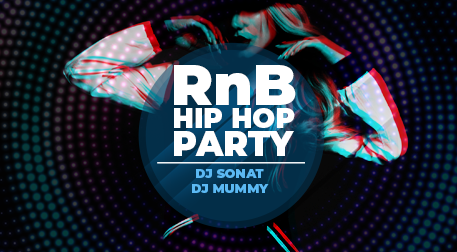 Rnb Hip Hop Party