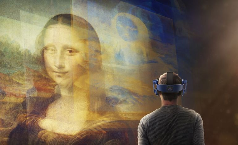 Turizm Fuarı Emıtt'te Teknoloji Şöleni: Sanal Mona Lisa İstanbul'da
