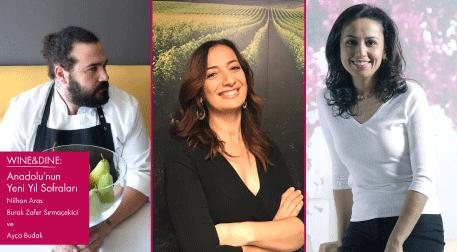 Wine&Dine: Anadolu'nun Yeni Yıl
