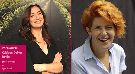 Wine&Dine: Kulaktan Dolma Tarifler