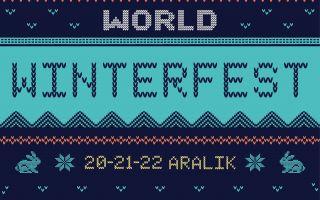 World Winterfest 20-22 Aralık'ta Yapı Kredi Bomontiada'da