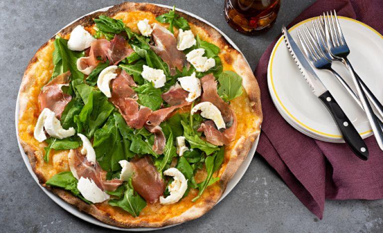 Pizzanın En İddialı Adresi Mezzaluna