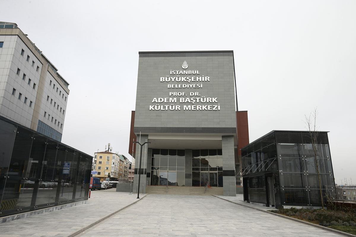 İBB Prof. Dr. Adem Baştürk Kültür Merkezi