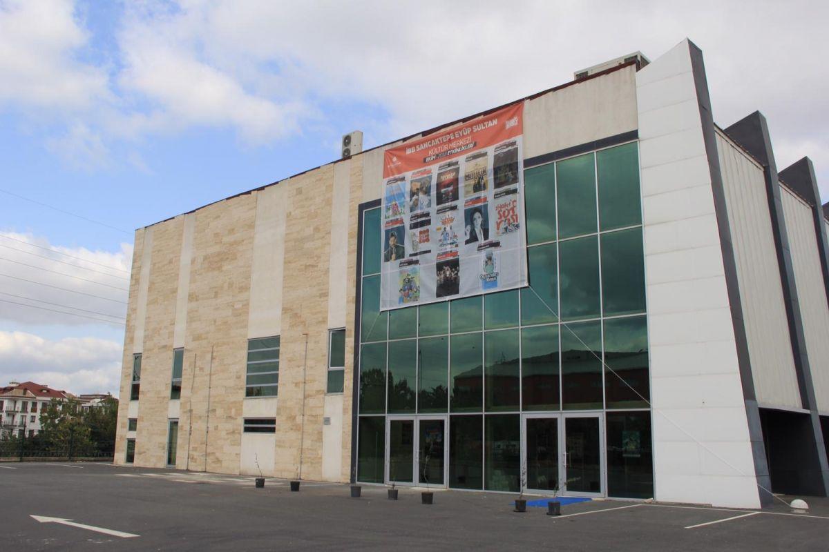 İBB Sancaktepe Eyüp Sultan Kültür Merkezi ve Spor Kompleksi