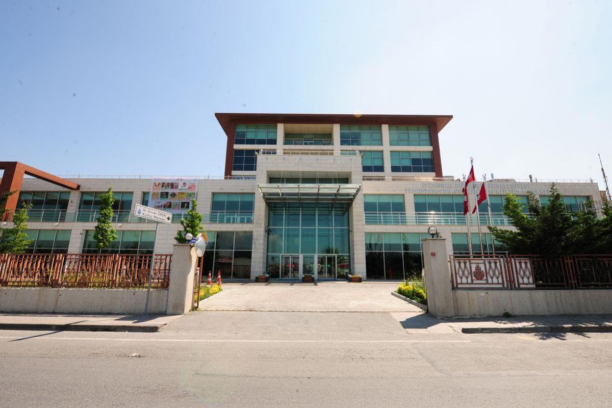 İBB Yenibosna Dr. Enver Ören Kültür Merkezi