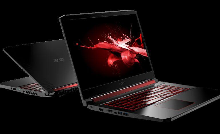 Acer Nitro 5 Rakipsiz Oyun Deneyimi İçin Geliyor