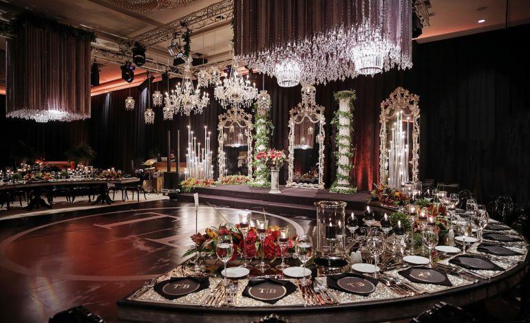 Kış Düğünlerinin Avrupa Yakası'ndaki Tek Adresi