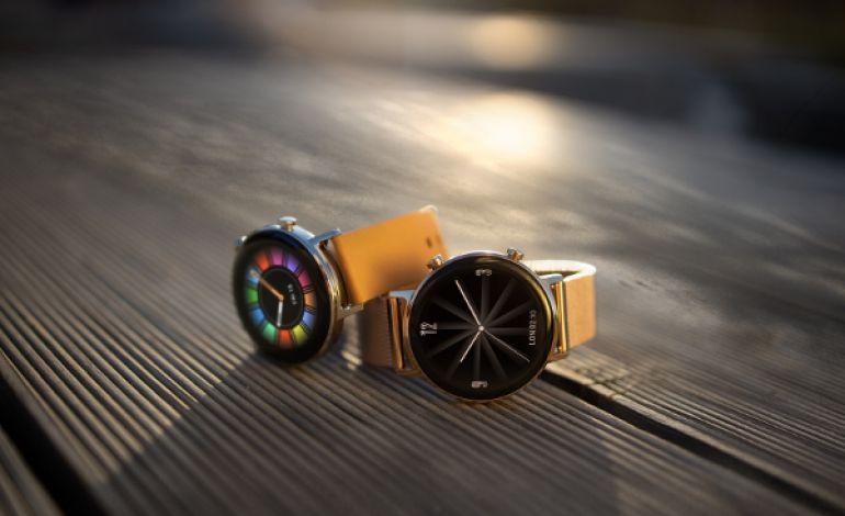 Zamanı Aşan Zarafet: Huawei Watch Gt 2