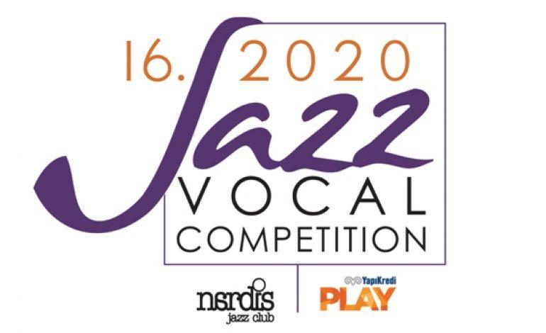 16. Genç Caz Vokal Yarışması 2020