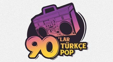 90'lar Türkçe Pop Parti: Dj Özge