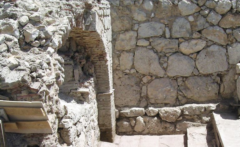 Arkeoloji Konferansı Sagalasos'ta Yaşam