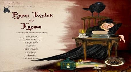 Bayan Kostak ve Kuzgun