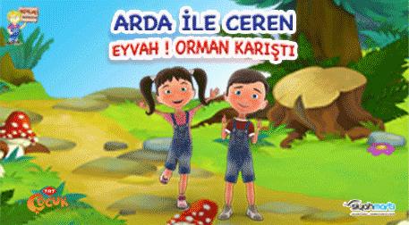 Biz İkimiz Arda ile Ceren
