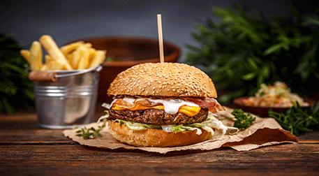 Burger ve Ötesi