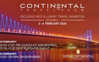 Continental Travel Show