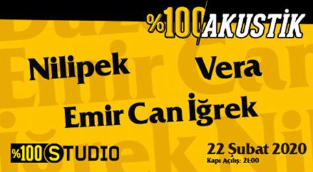 Emir Can İğrek & Nil İpek & Vera