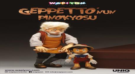 Geppetto'nun Pinokyosu