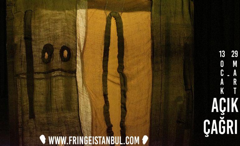 İstanbul Fringe Festival için Açık Çağrı