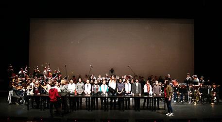 Leipzig & Barış İçin Müzik Orkestra