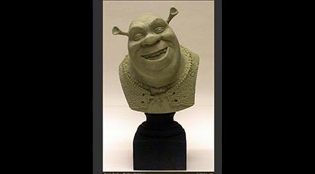 Masterpiece Galata Heykel -Shrek