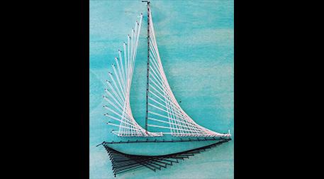 Masterpiece Galata String Art - Yel