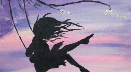 Masterpiece Maslak Resim -Özgür Kız