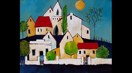 Masterpiece Maslak Resim - Village